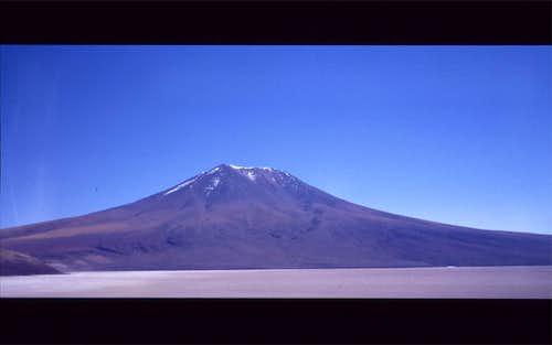 Cerro Chela (5644m)