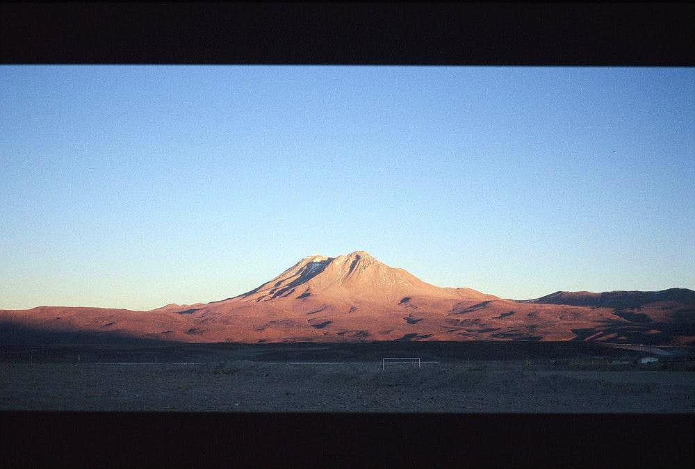 Aucanquilcha (6176m)