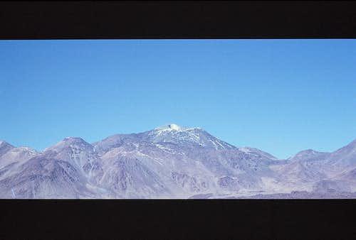Sairecabur (5970m)