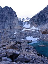 Bugaboo/Snowpatch col
