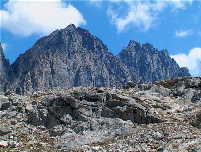 Thunderbolt Peak ( on the...