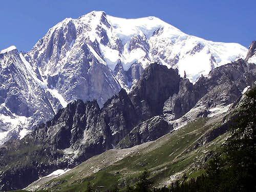 Monts de la Brenva