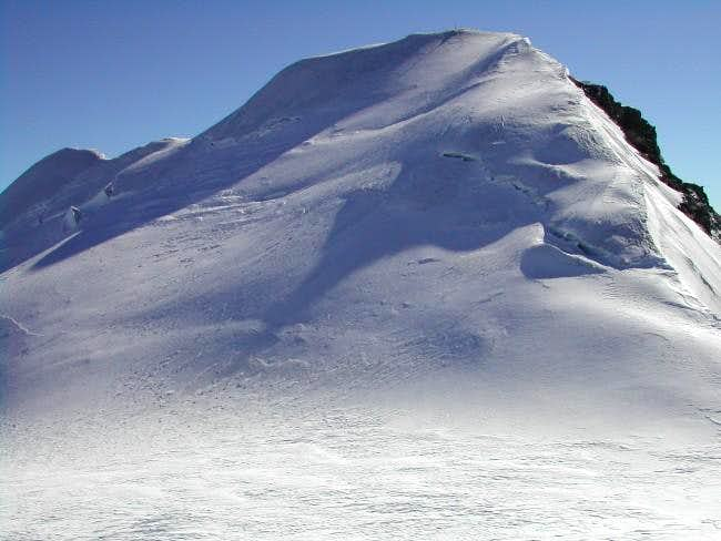 Grand Combin NW Face