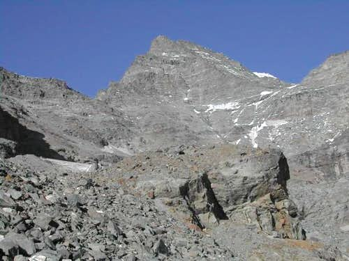 September 19, 2003 South face