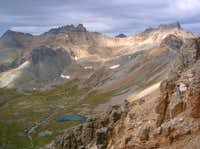 Ice Lakes Basin