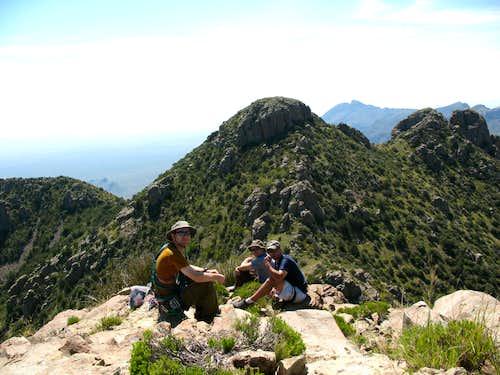 Summit of Florida Peak