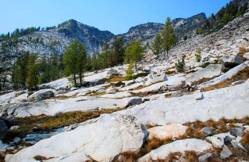 Canyon Peaks Ridge