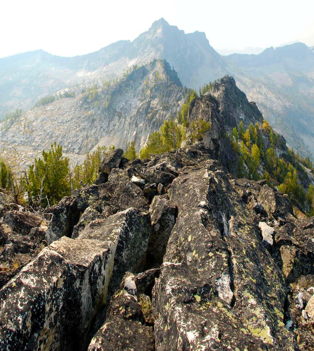 Canyon Peaks Ridgeline