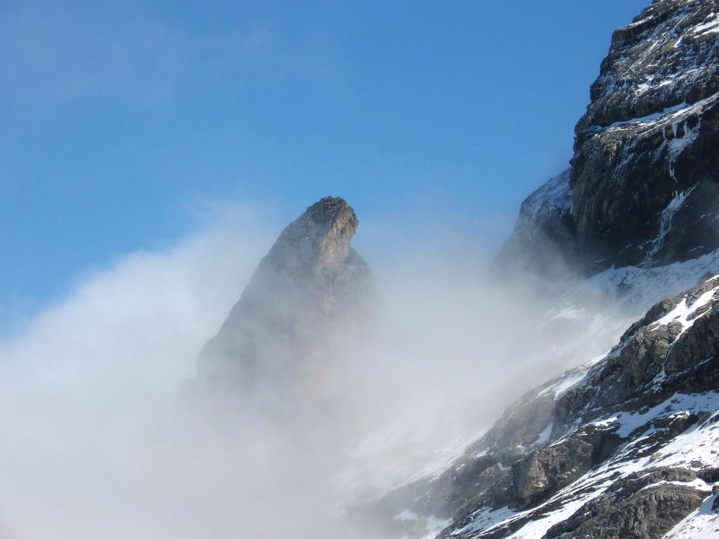 Mürren to Kandersteg Hike