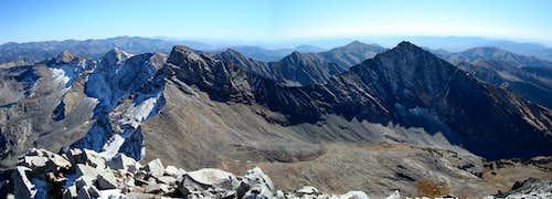 Hyndman Summit View