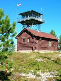 Bear Mountain Firetower