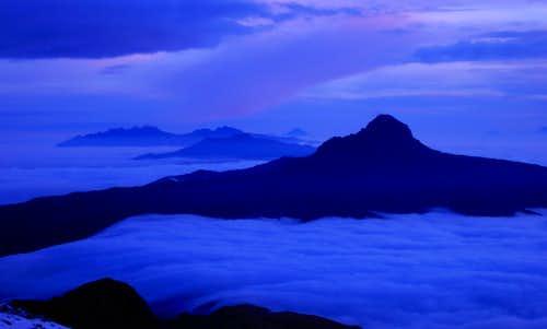 View from Illiniza Norte