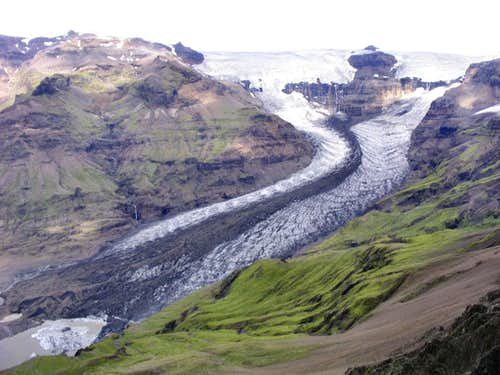 Morsárjökull