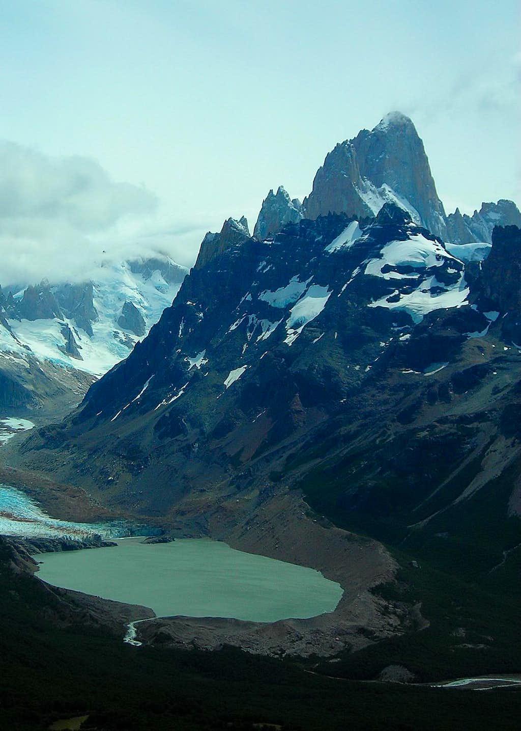 Cerro Fitz Roy  3375m  Argentina    Photos  Diagrams  U0026 Topos   Summitpost