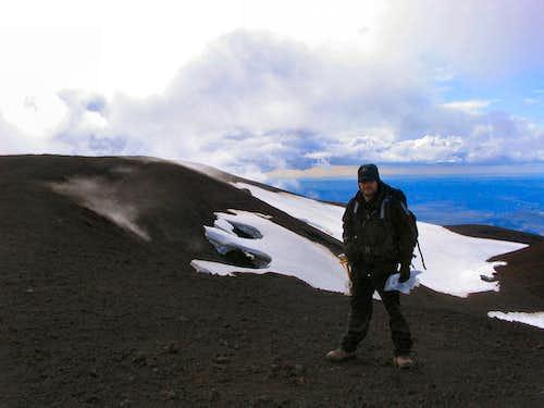 Summit of Hekla