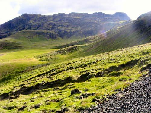 Hengill Mountains