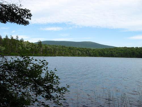 Stratton Mountain and Stratton Pond