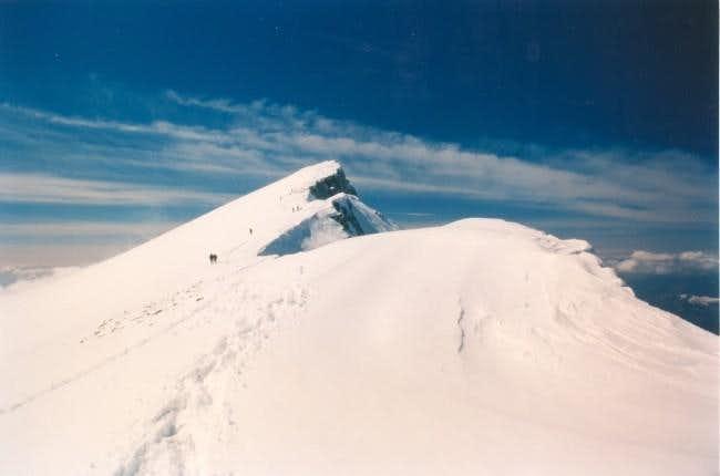 Skolio peak (2911m) March...