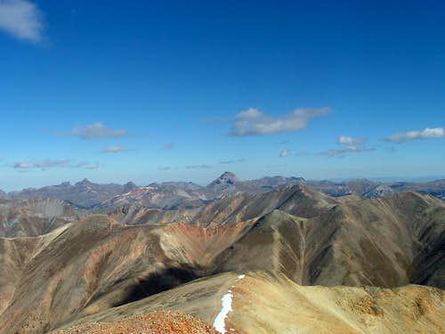 Wetterhorn & Uncompahgre Peaks