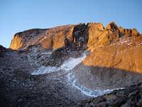 Longs Peak N Face