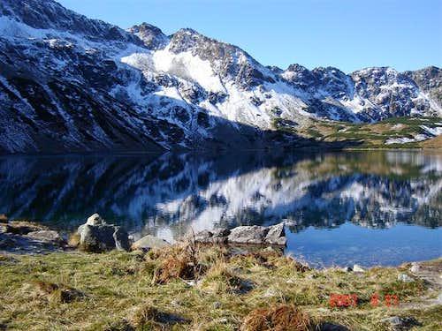 5 Lakes Valley-High Tatra