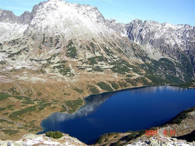 5 Lakes Valley-High Tatra,Wielki Staw Polski