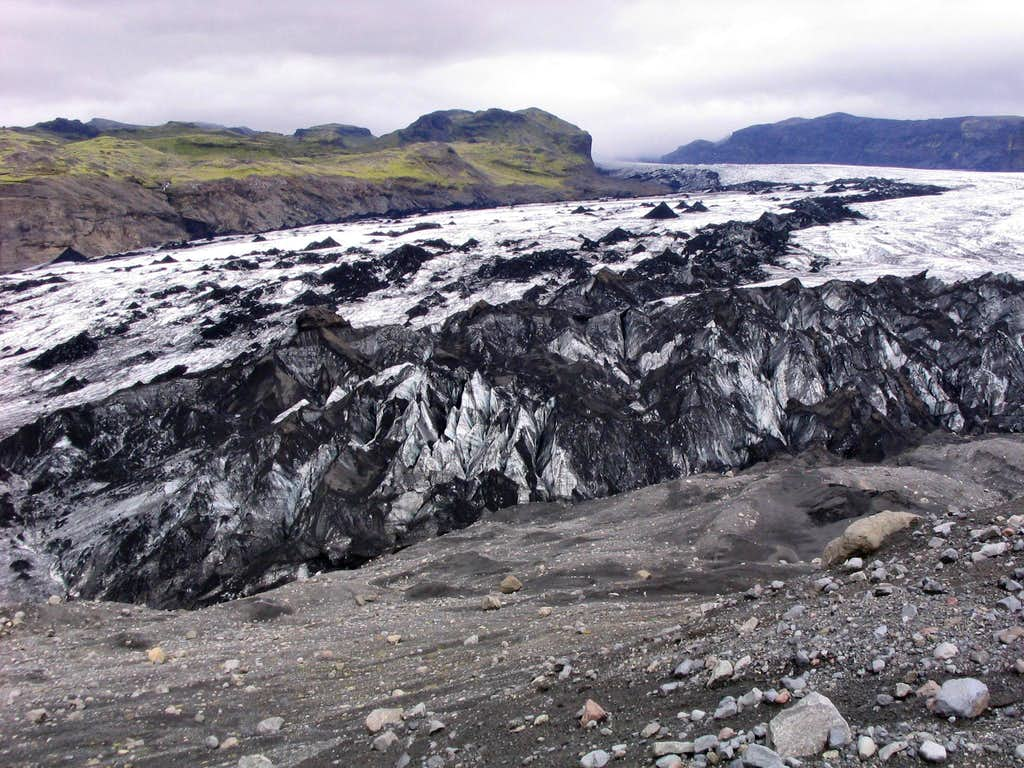 Sólheimajökull