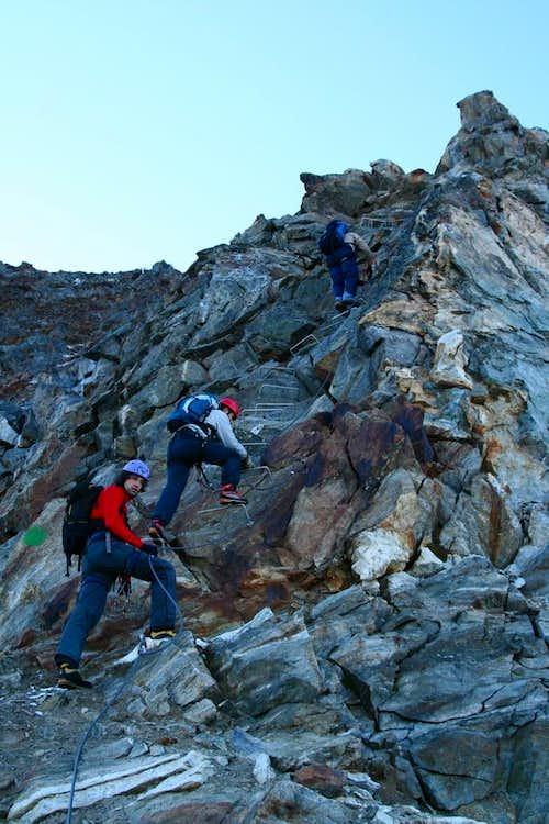 Mont Ross access
