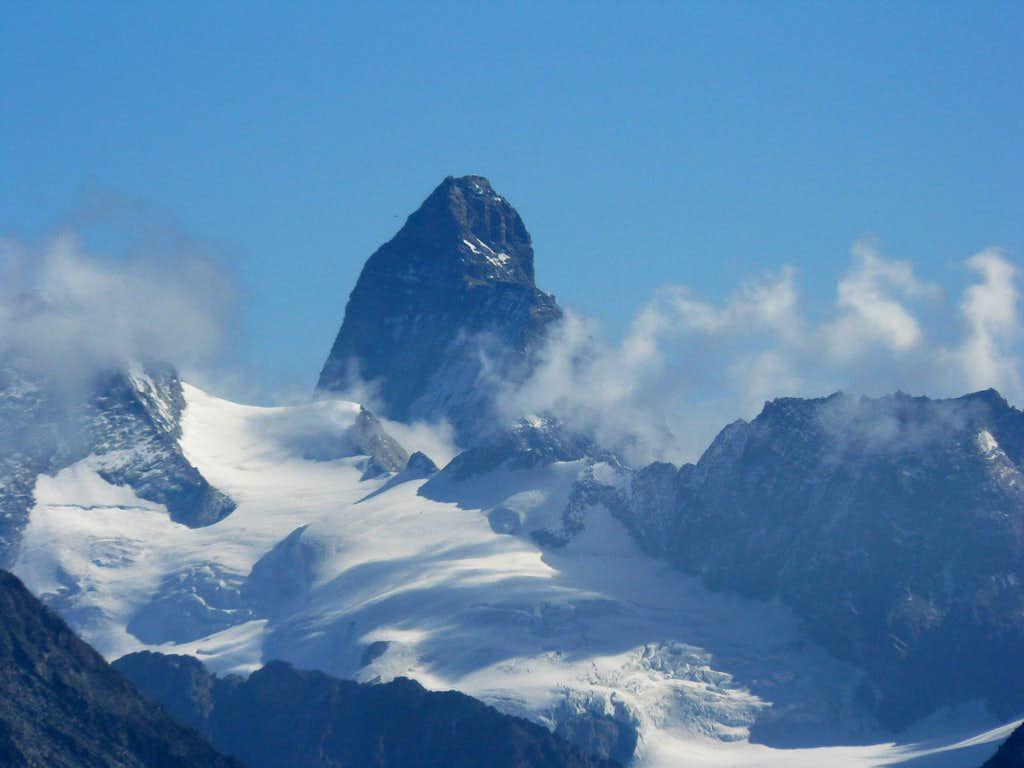 Mont Gelè summit view