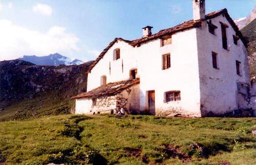 Casa di caccia di Grande Chaux