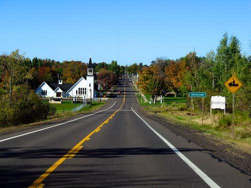 Rockland, Michigan
