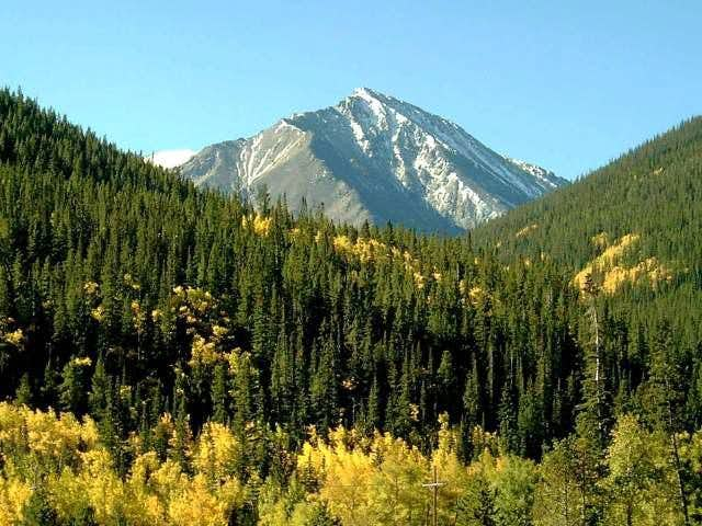 Torreys Peak, Colorado. (Fall season)