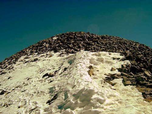 Grays Peak and Torreys Peak, Colorado.
