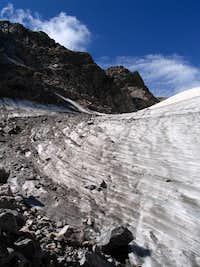 Andrews Glacier in Late Summer Condition