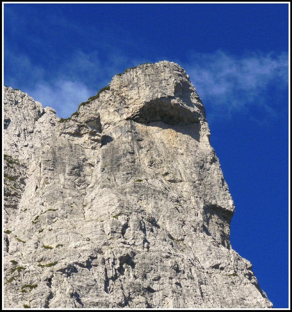 Cima della Sfinge ( the sphinx )