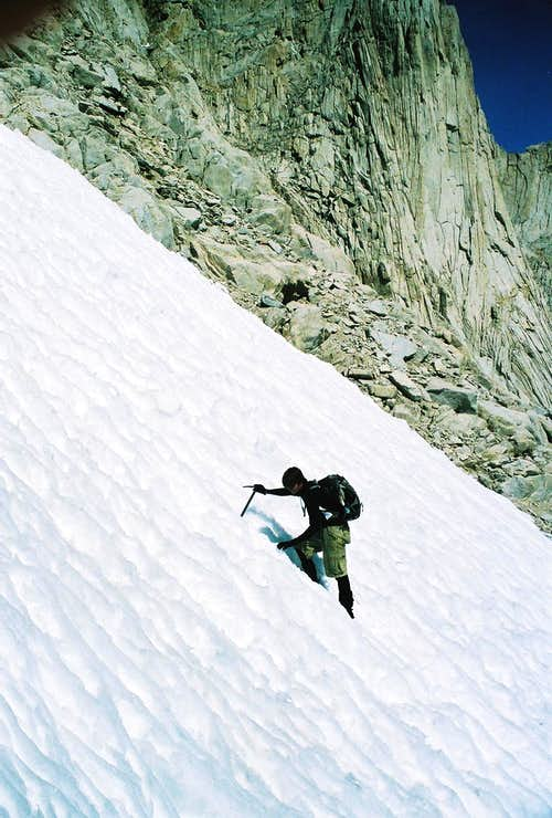 Mountaineers Gully
