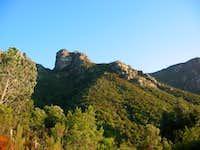 Nursery Buttress on Table Mountain