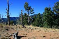 Summit of Mays Peak