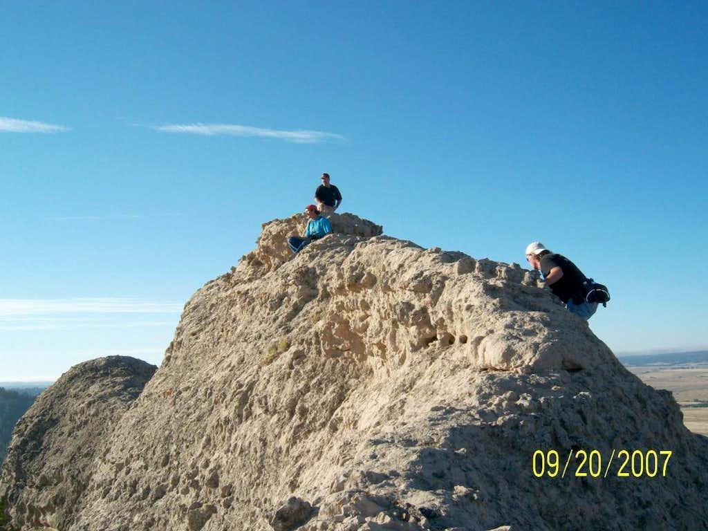 Third One To Summit