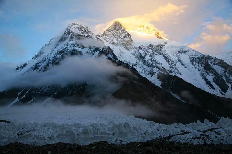 Broad Peak, Karakoram, Baltistan