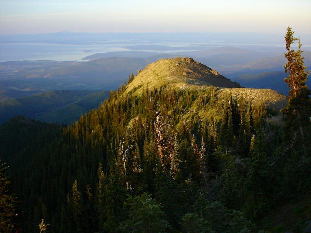 Blue Mountain Dusk