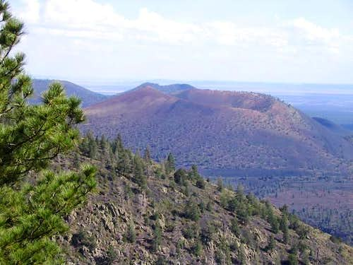 Sunset Crater Volcano, Arizona