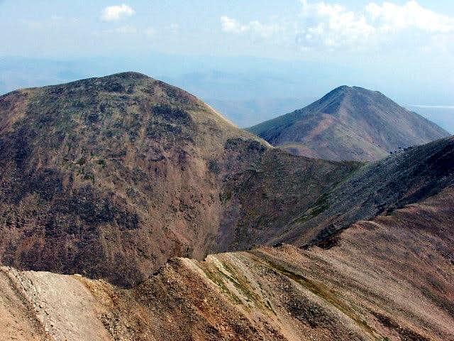 Garfield - Lima ridge