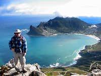 Me on Noordhoek Peak