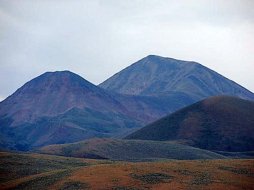 Lima Peak 10388'