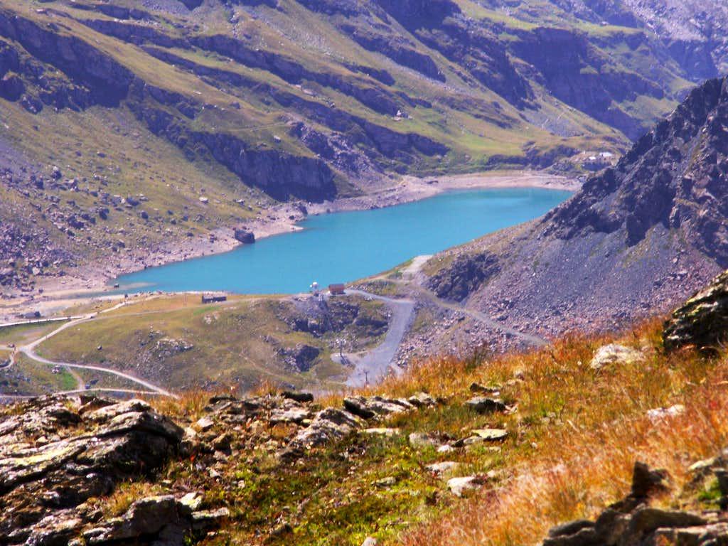 Lago Gabiet...