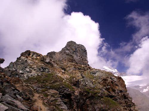 A southern summit...