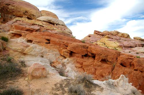 Off Route in Valley of Fire