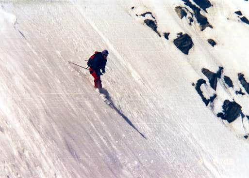 Iva Filova ski in...