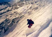 Iva ski in Pallavicinirinne